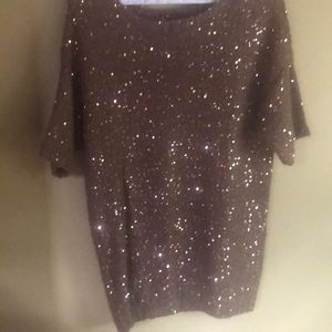 Ann Taylor sequin sweater